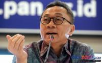 Ingin Temui Ulama, Zulkifli Hasan Tinggalkan Kediaman Prabowo