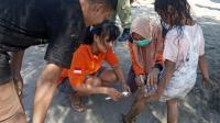 139 Wisatawan Disengat Ubur-Ubur di Pantai Selatan Gunungkidul