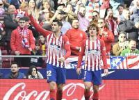 Morata Sayangkan Kepergian Griezmann dari Atletico