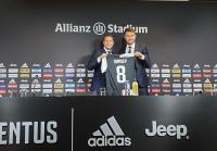 Aaron Ramsey Diperkenalkan Secara Resmi oleh Juventus