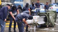 Gerebek Kelompok Neo-Nazi, Polisi Italia Temukan Senjata dan Rudal Canggih