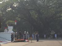 Jokowi ke Perwira TNI-Polri: Tantangan yang Kita Hadapi Semakin Berat