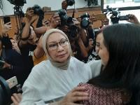 Ratna Sarumpaet Tak Ajukan Banding atas Vonis 2 Tahun Penjara