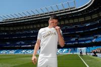 Luka Jovic: Saya Lahir untuk Cetak Gol