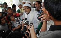 FPI: Habib Rizieq Bukan Tak Mau Pulang, tapi Tak Bisa!
