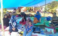 Pemerintah Salurkan Bantuan bagi Korban Gempa Halmahera Selatan
