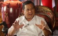 Prabowo Tunda Pertemuan dengan Dewan Pembina Partai Gerindra