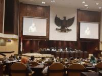 Sidang Paripurna Ke-13 DPD RI, Nono Sampono: Terus Produktif di Sisa Pengabdian