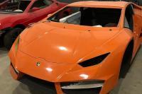 Pabrik Ini Rakit Mobil Lamborghini dan Ferrari Palsu, Per Unit Dijual Rp628 Juta