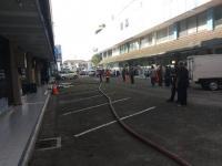 Kebakaran di Pondok Pinang Center Berhasil Dipadamkan, Tidak Ada Korban