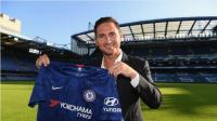 Luiz Percaya Lampard Hanya Punya Waktu 6 Bulan untuk Buktikan Diri di Chelsea