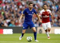 Beri Pujian Tinggi, Lampard Miliki Kesan Pertama Positif terhadap Jorginho