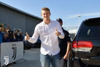 De Ligt Beberkan Alasan Pilih Juventus ketimbang Barcelona