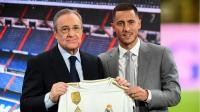 Pesan Tegas Hazard kepada Suporter Real Madrid