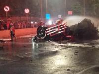 Tiga Orang Tewas dalam Kebakaran Truk Tangki Pertamina di Rawamangun