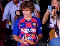 Tangis Griezmann Pecah Setelah Transfernya ke Barcelona Tuntas