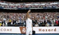 Fabregas: Hazard Tercipta untuk Madrid