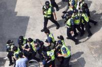 7 Warga Korea Selatan Terobos Masuk Konsulat Jepang di Busan