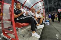 Sarri Akui Kekalahan Juventus dari Spurs di ICC 2019