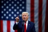 Trump Sebut Iran Ngibul Telah Tangkap 17 Agen CIA