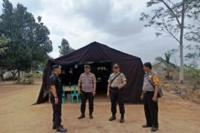 Personel Gabungan TNI-Polri Masih Berjaga di Lokasi Bentrokan Mesuji