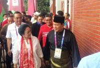 Prabowo-Megawati Bakal Bertemu di Teuku Umar, Gerindra : Cuma Makan-Makan