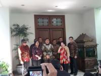 Prabowo Sambangi Rumah Megawati Disambut Elite PDIP hingga Kepala BIN