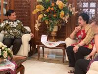 Megawati ke Prabowo: Mas, Mari Kita Rukun Kembali