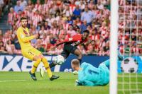 Barcelona dan Athletic Bilbao Sama Kuat di Babak Pertama