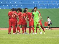Hattrick Supriadi Bawa Indonesia U-18 Ungguli Myanmar 5-0 di Babak Pertama