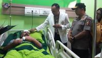 Duel dengan Teroris, 3 Anggota Polsek Wonokromo Sudah Naik Pangkat