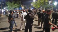 Dirusak, Polisi Jaga Ketat Asrama Mahasiswa Papua di Makassar