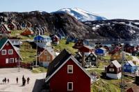 Donald Trump Janji Tidak Akan Bangun Hotel Bercat Emas di Greenland