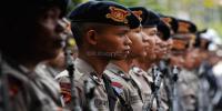 1.442 Personel Amankan Kunjungan Presiden Jokowi di Kupang