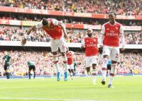 Arsenal Lolos ke Liga Champions 2020-2021, Aubameyang dan Lacazette Naik Gaji
