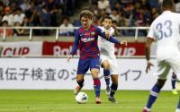 Penyebab Griezmann Tak Bisa Gunakan Nomor 7 di Barcelona