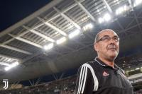Juventus Konfirmasi Sarri Sakit Pneumonia