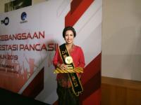 Naila Novaranti, Atlet Olahraga Ekstrem Dunia Penerima Ikon Pancasila