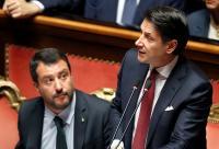 PM Italia Giuseppe Conte Umumkan Pengunduran Diri