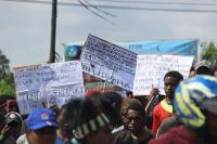 Kronologi Kericuhan di Mimika Papua, Bermula Aksi Unjuk Rasa Tolak Rasisme