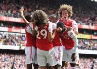 Menang Beruntun, Aubameyang: Arsenal Bisa Juara Liga Inggris 2019-2020