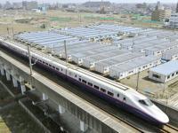 Kereta Peluru di Jepang Melaju 280 Km Jam dengan Pintu Terbuka
