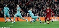 Rekor Buruk Arsenal di Anfield Kembali Berlanjut?