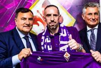 Fiorentina Tersanjung Jadi Pilihan Franck Ribery