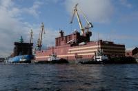 Rusia Bersiap Luncurkan Reaktor Nuklir Apung
