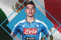 Hirving Lozano Resmi Berlabuh ke Napoli
