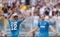 Alex Sandro Akui Juve Tak Bermain Apik saat Lawan Parma