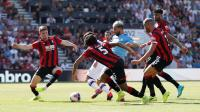 Tekuk Bournemouth 3-1, Guardiola Puji Kualitas Lini Depan Man City