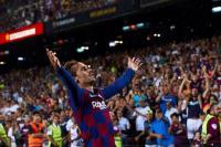 Hujan Gol Terjadi di Camp Nou saat Barcelona Tumbangkan Betis