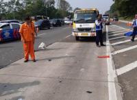 Korban Tewas & Luka di Kecelakaan Tol Jagorawi Dibawa ke RSUD Ciawi